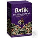 Tea Batik black loose 100g cardboard packaging - buy, prices for Novus - image 1