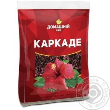 Tea Domashniy chai Homemade style herbal loose 70g vacuum packing - buy, prices for MegaMarket - image 1