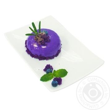 Пирожное Лаванда-самбука 100г - купить, цены на МегаМаркет - фото 1