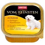 Animonda Vom Feinsten Bird Turkey Liver Dog Food 150g
