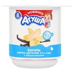 Сырок Агуша детский ваниль с 8мес 3,9% 100г
