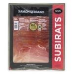Subirats Jamon Serrano Jamon Slicing 250g