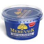 Merevaik Processed Cheese with Smoked Salmon 200g