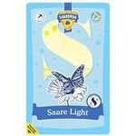 Сыр Saaremaa Saare Light Гауда Легкая без лактозы и без глютена 15% 150г