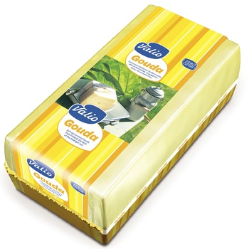 Сыр Valio Гауда безлактозный 48%