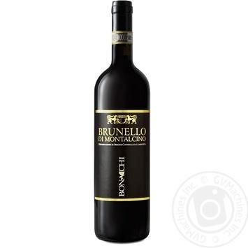 Вино Brunello Di Montalcino Bonacchi 0.75 х6