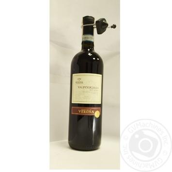 Вино Cantina di Verona Valpolicella Ripasso DOC 13,5% 0,75л