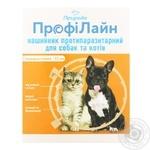 Ошейник Природа Профилайн противопаразитарный для кошек и собак 35см
