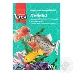 Food Topsi with liver for fish 10g