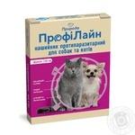 Priroda Profiline Antiparasitic Collar for Cats and Dogs 35cm