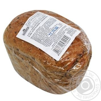 Хлеб гречневый со льном 400г