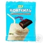 Коктейль Эко Сладкая волна молочный шоколадный 30г