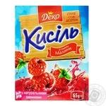 Кисель Деко со вкусом малины 65г