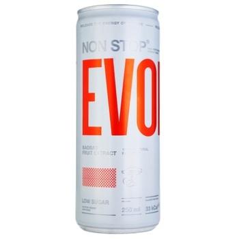 Енергетичний напій Non Stop Evo 0,25л - купити, ціни на МегаМаркет - фото 1