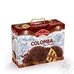 Кекс Pineta Colomba шоколадний 750г