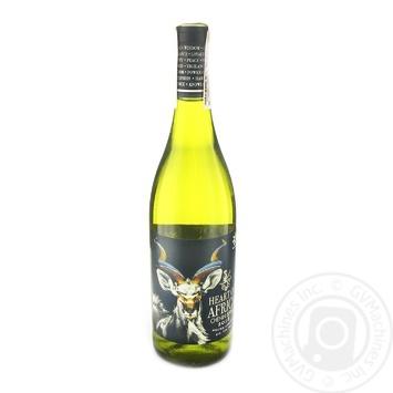 Вино Heart of Africa Chenin Blanc белое сухое 13% 0,75л - купить, цены на СитиМаркет - фото 1