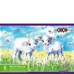 Альбом для малювання ZiBi 8арк/скоба - купить, цены на Novus - фото 6