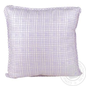Подушка Восток декоративная 45*45см - купить, цены на Ашан - фото 3