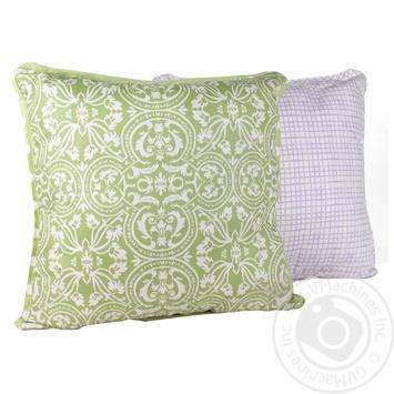 Подушка Восток декоративная 45*45см - купить, цены на Ашан - фото 2