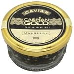 Ікра чорна Caspian Gold Imperial 100г