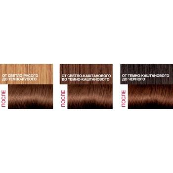L'Oreal Paris Excellence Creme cream-color tone 600 dark brown - buy, prices for CityMarket - photo 3