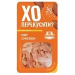 Чипсы куриные Бащинский Dry Chicken сырокопченые высшего сорта 50г