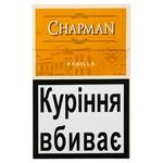Цигарки Chapman Vanilla 20шт