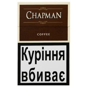 Цигарки Chapman Coffee 20шт