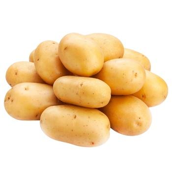 Картофель мытый первый сорт весовой