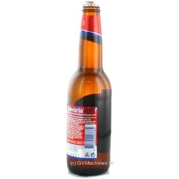 Пиво Bavaria светлое безалкогольное 0,33л - купить, цены на МегаМаркет - фото 3