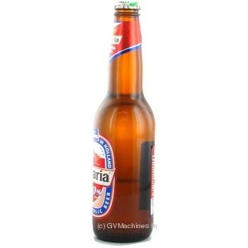 Пиво Bavaria светлое безалкогольное 0,33л - купить, цены на МегаМаркет - фото 4