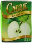 Juice Smak apple 200ml tetra pak
