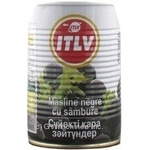 olive Itlv black with bone 425ml can Spain