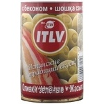 olive Itlv canned 314ml can Spain