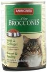 Корм для котів  Броконіс птиия-дичина 0.4кг