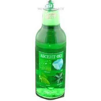 Абсент слабоалкогольный 7% 330мл
