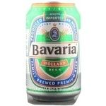 Beer Bavarіa light 5% 330ml can Holland