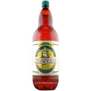 Пиво Магелан светлое 12% 2000мл
