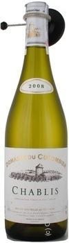 Вино Domaine du Colombier Chablis белое сухое 12.5% 0.75л