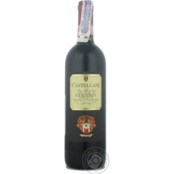 Castellani Chianti red dry wine 12.5% 0.75l - buy, prices for Furshet - image 5