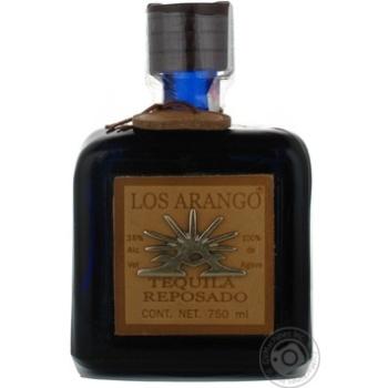 Текила Corralejo Los Arango Reposado 40% 0,75л