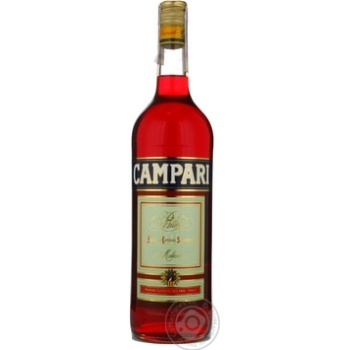 Настоянка гірка Campari 25% 1л - купити, ціни на Novus - фото 1