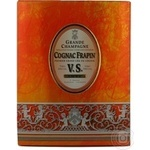 Cognac Frapen 40% vs 700ml in a box France