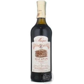 Вино червоне сухе Магарач 0,75л