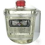 Водка 40% 500мл стеклянная бутылка Украина