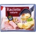 Auchan Raclette Cheese