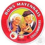 Сыр Bons Mayennais Камамбер Куломьер 48,5% 350г
