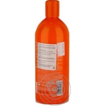 Крем-мыло для душа Ziaja Оранжевое масло 500мл - купить, цены на Novus - фото 5