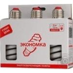 Лампа КЛЛ Экономка SPC 25w E27-27 3шт/уп