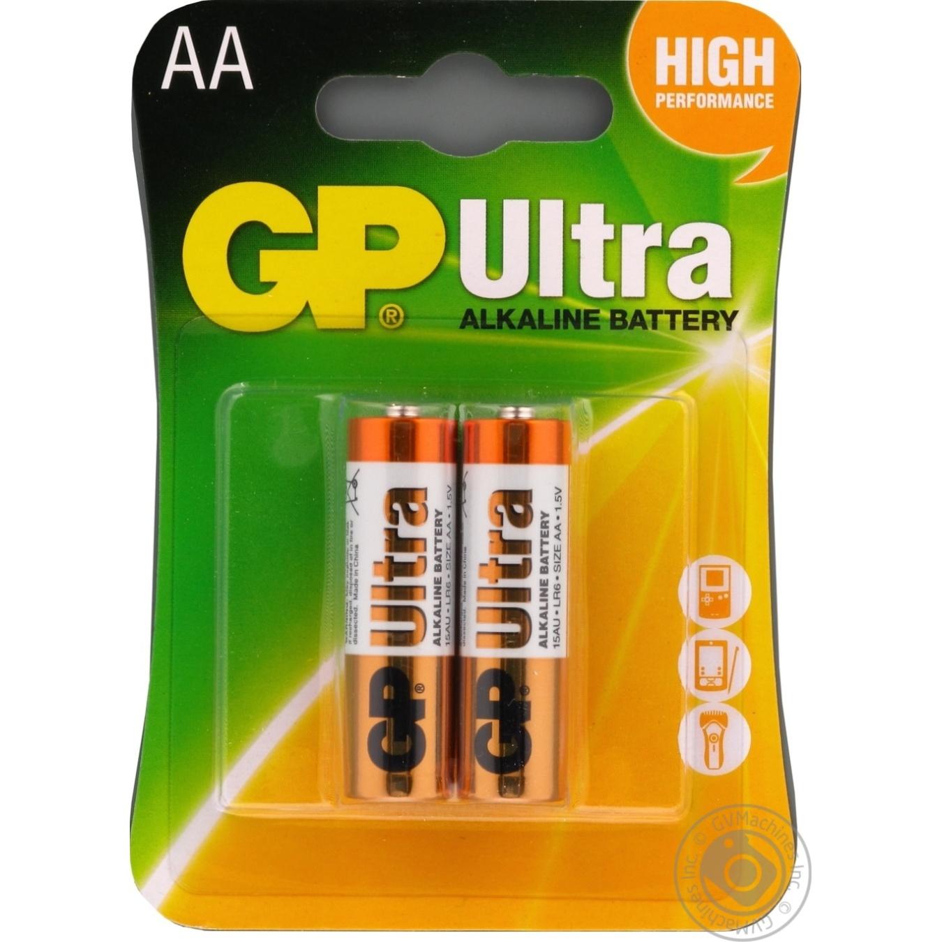 Battery Gp aa